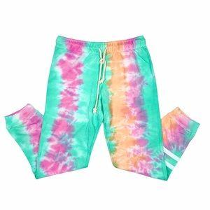 LAGACI Tye Dye Sweatpants